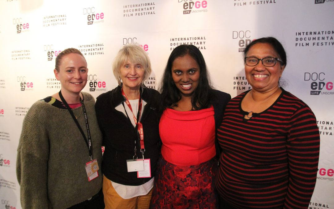 Sangeetha's trip to NZ for Doc Edge Film Festival