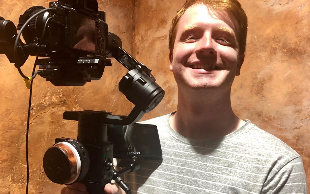 Ronan's experience as a Camera Assistant with Taste Creative!